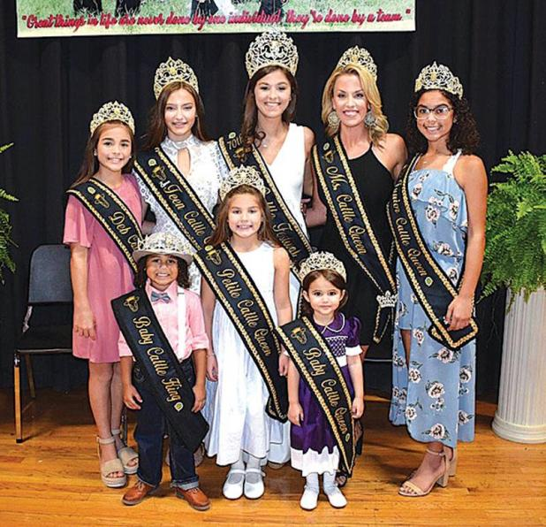 La Cattle Festival pageants scheduled, forms ready